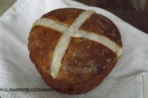 Chleb ze sliwką