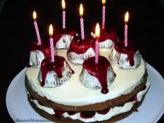 Tort Urodzinowy dla Dorotki