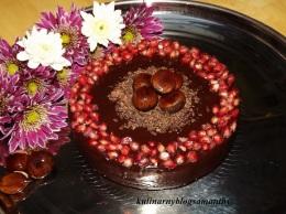 Ciasto kasztanowe