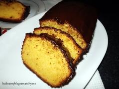 Ciasto piaskowe z czekoladą