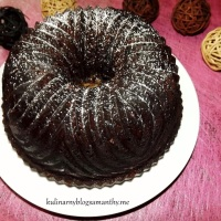 Babka czekoladowa wykwintna