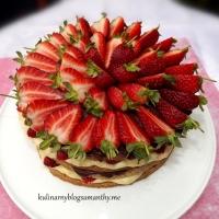 Przepisy na ciasta truskawkowe i jagodowe