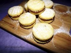 Ciasteczka z nutellą