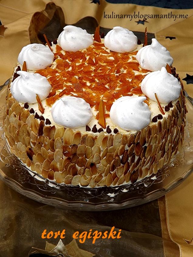 Tort egipski