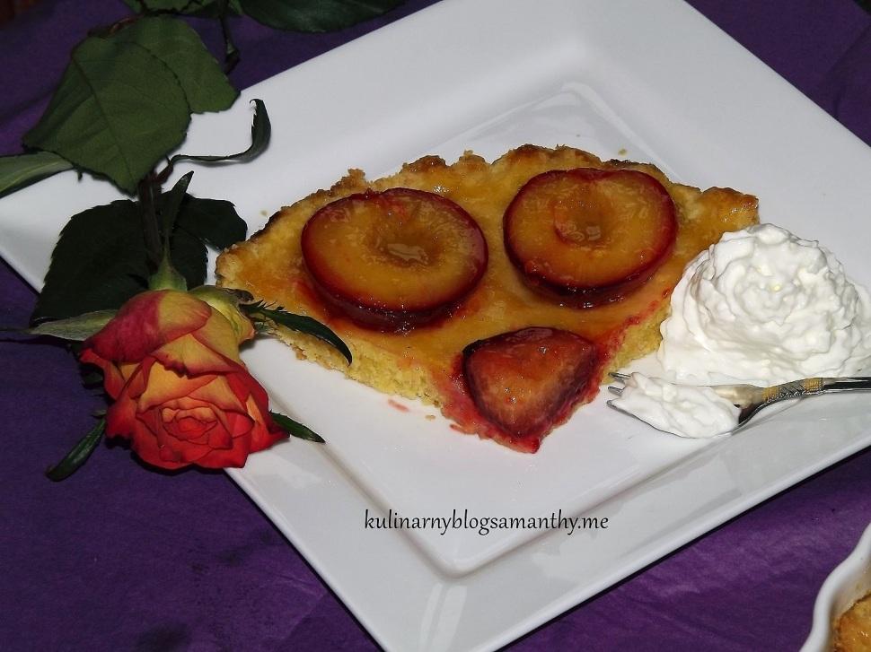 Ciasto sliwkowe