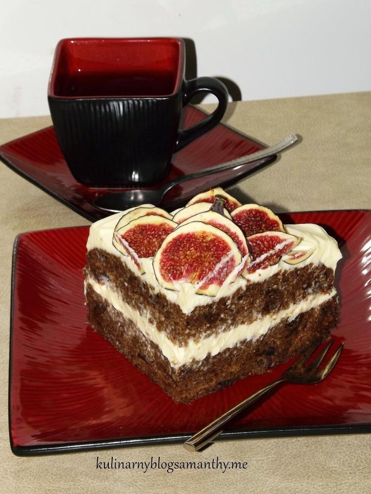 Ciasto daktylowo-figowe (2/4)