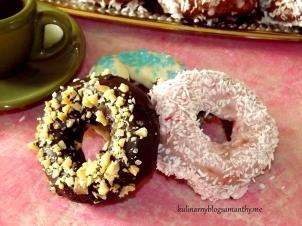 Doughnuts - pączki z dziurką