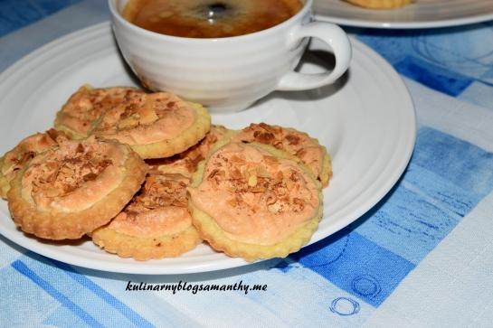 Ciasteczka z bezą