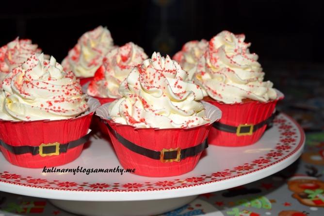 Muffinki Red Velvet