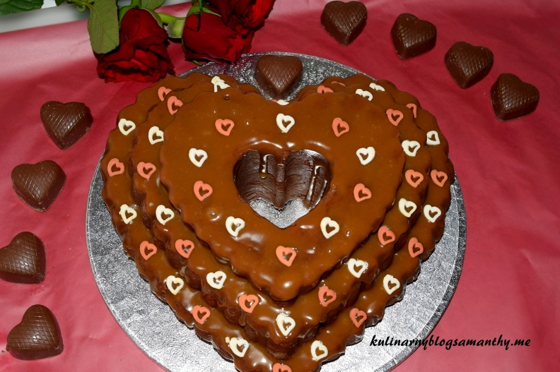 Karmelowe serce