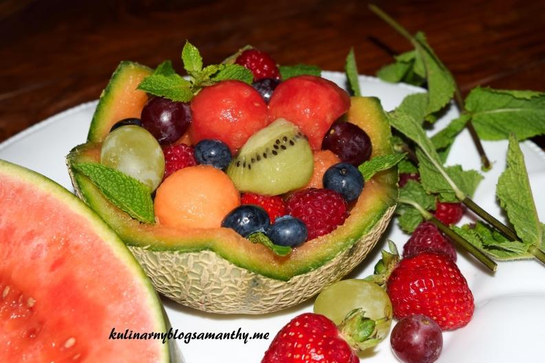 Sałatka owocowa Macedonia
