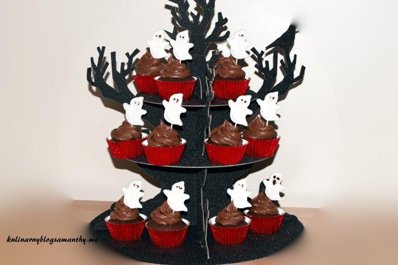 Babeczki czekoladowe z duszkami