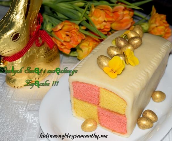 Królewskie ciasto domino
