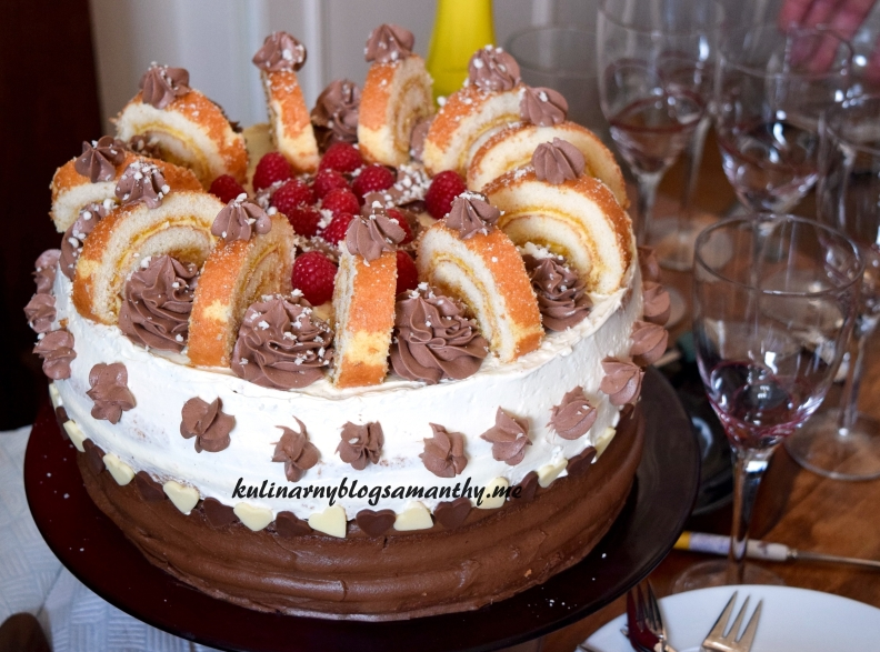 Tort na urodziny