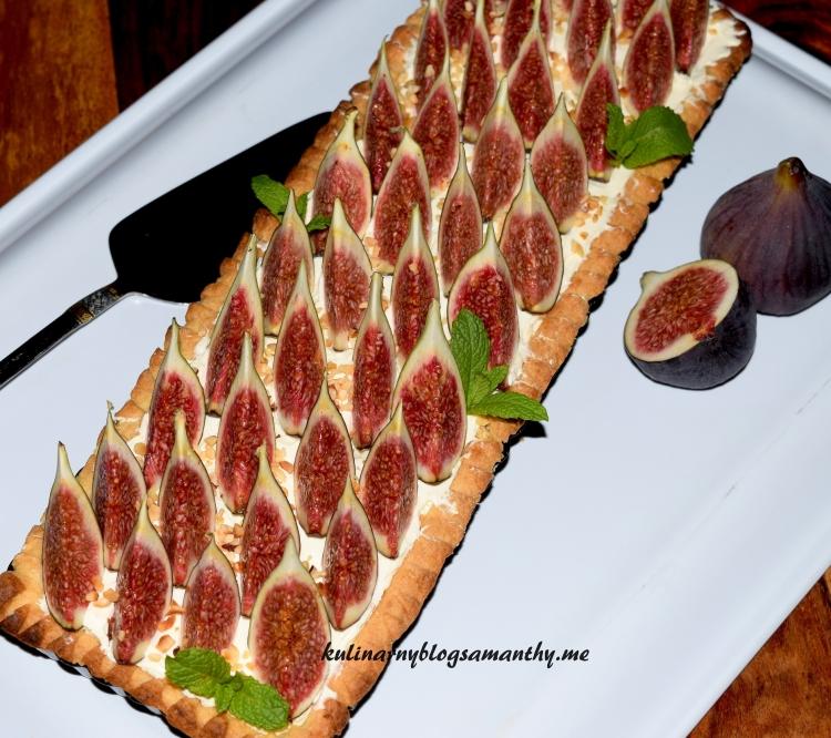 Tarta z figami