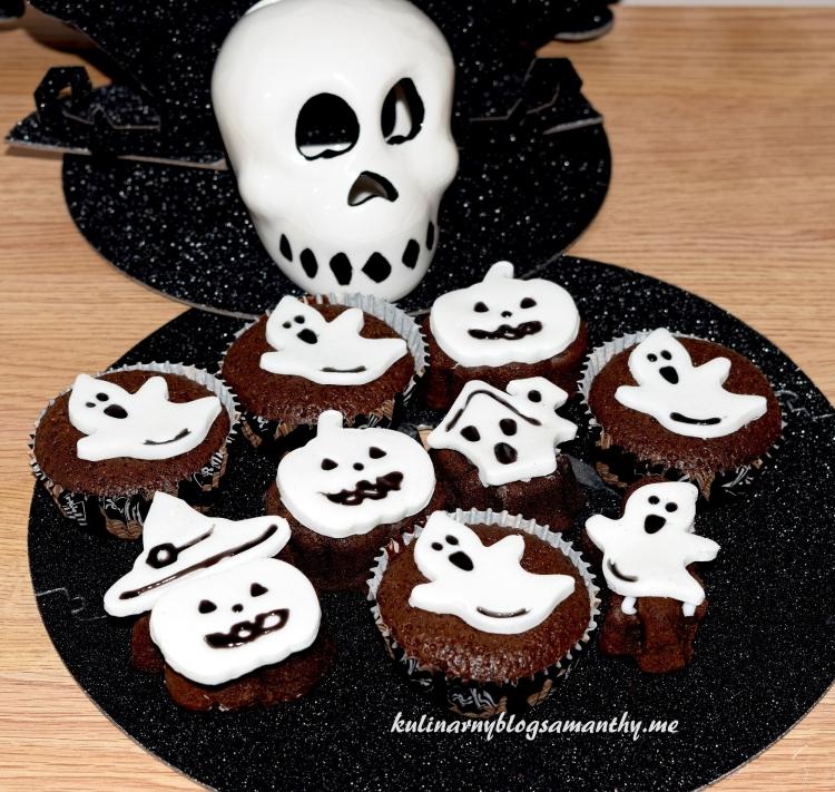Ciasteczka na Halloween