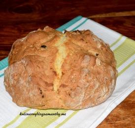 Irlandzki chlebek sodowy