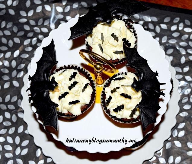 Muffinki na Halloween