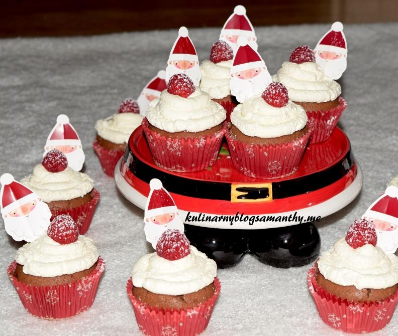 Mikołajowe muffinki