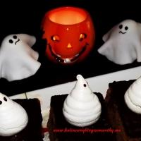 Halloweenowe duszki
