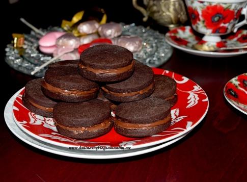 Całuski czekoladowe